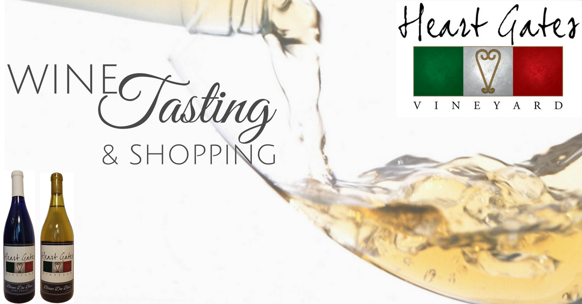 Schedule a Wine Tasting Today!